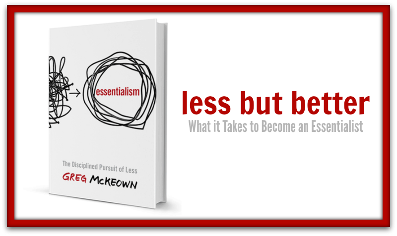Essentialism Summary